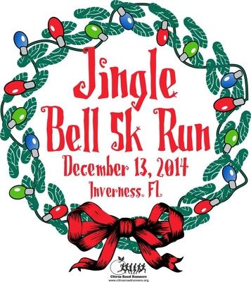 Jingle Bell 5K Run & 1 Mile Walk
