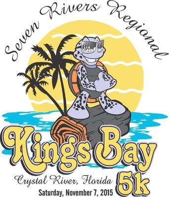 Seven Rivers Regional Kings Bay 5K