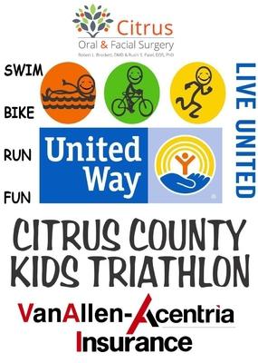 Citrus County Kids Triathlon