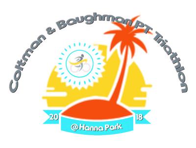 Coltman and Baughman Triathlon at Hanna Park