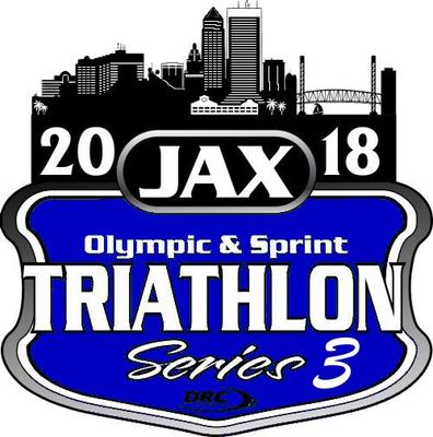 Jacksonville Triathlon Olympic & Sprint - Series #3