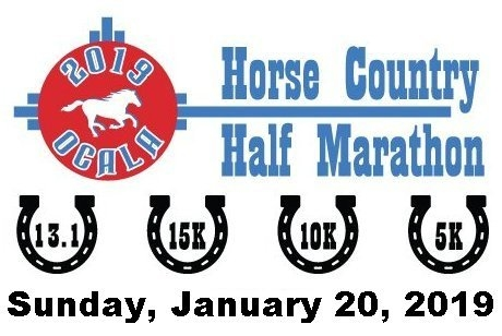 Ocala Half Marathon 15K/10K/5K