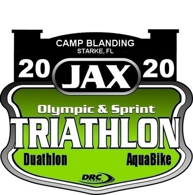 JAX Tri 2020 at Camp Blanding