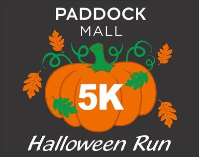 Paddock Mall Halloween 5K Run
