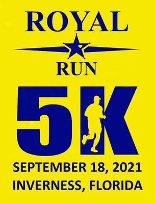 Royal Run 5K & 1 Mile Walk